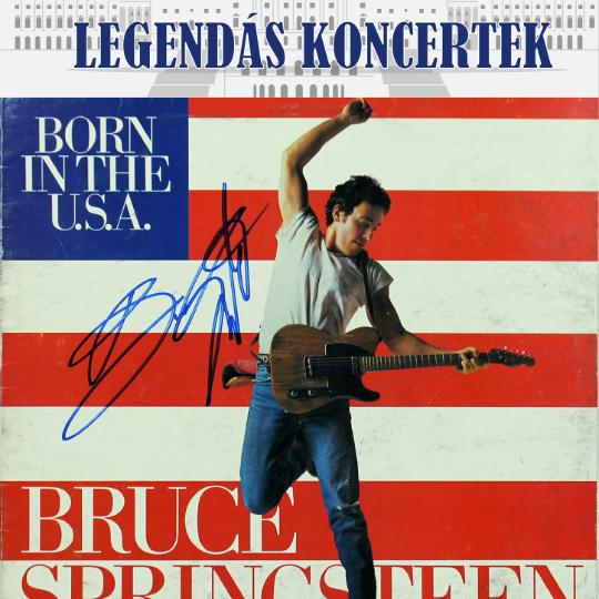 Bruce Springsteen & E Stree Band - Born in the USA Live